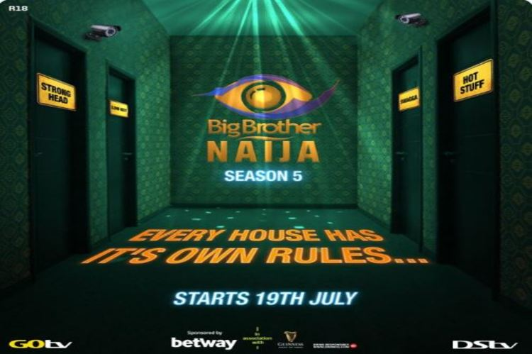 BBNaija launches Season 5 of reality show on July 19