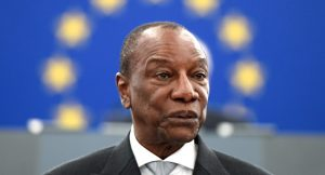 Guinea Ruling Party Asks President To Run For Third Term