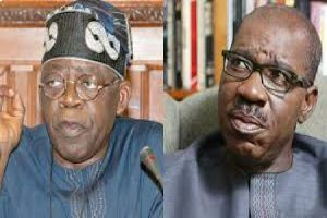 Obaseki's action represents assault on constitutional democracy-Tinubu