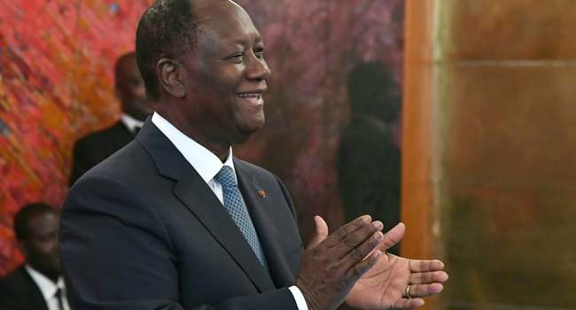 Outrage Over Ivory Coast President's Third Term Bid
