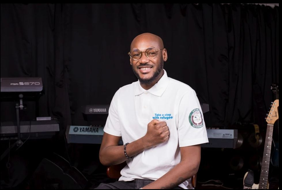 UNHCR appoints '2Baba' as 1st Nigerian Goodwill Ambassador